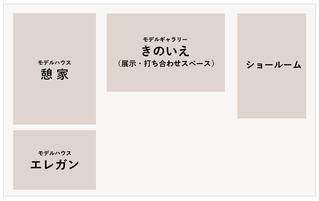 展示場スペース図