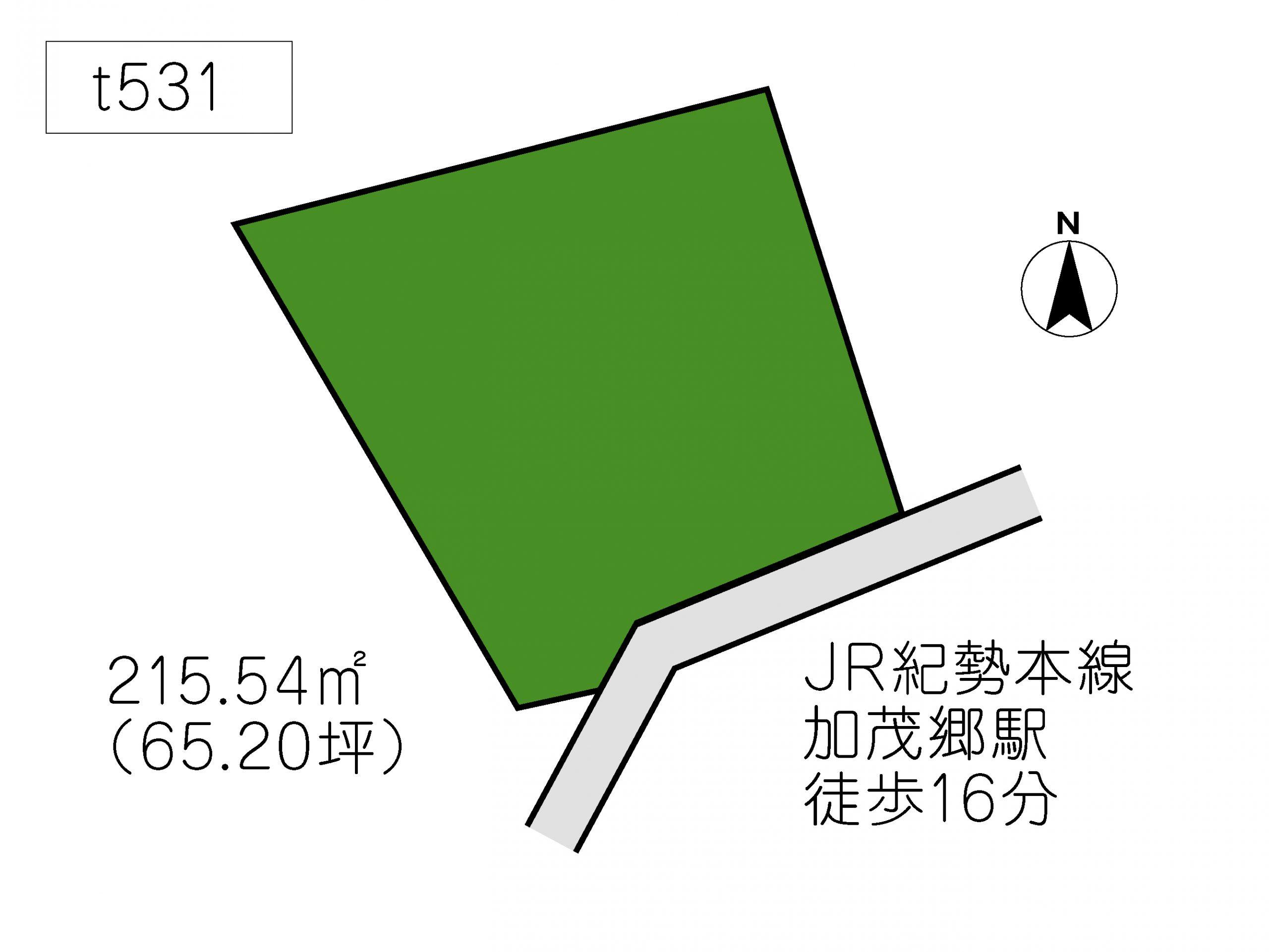 T531 海南市下津町方