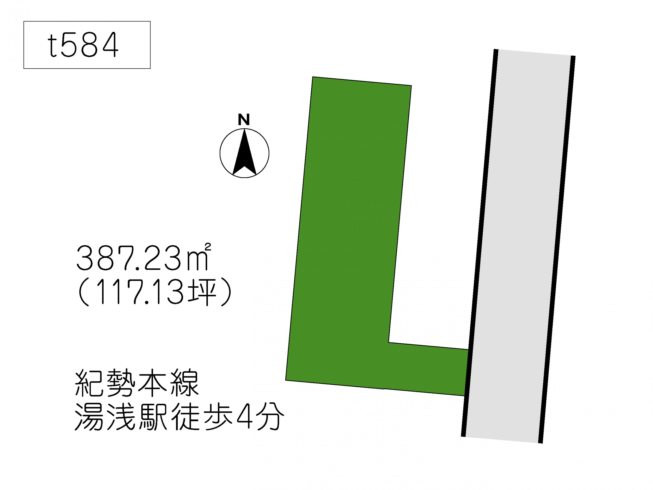 T584 湯浅町湯浅