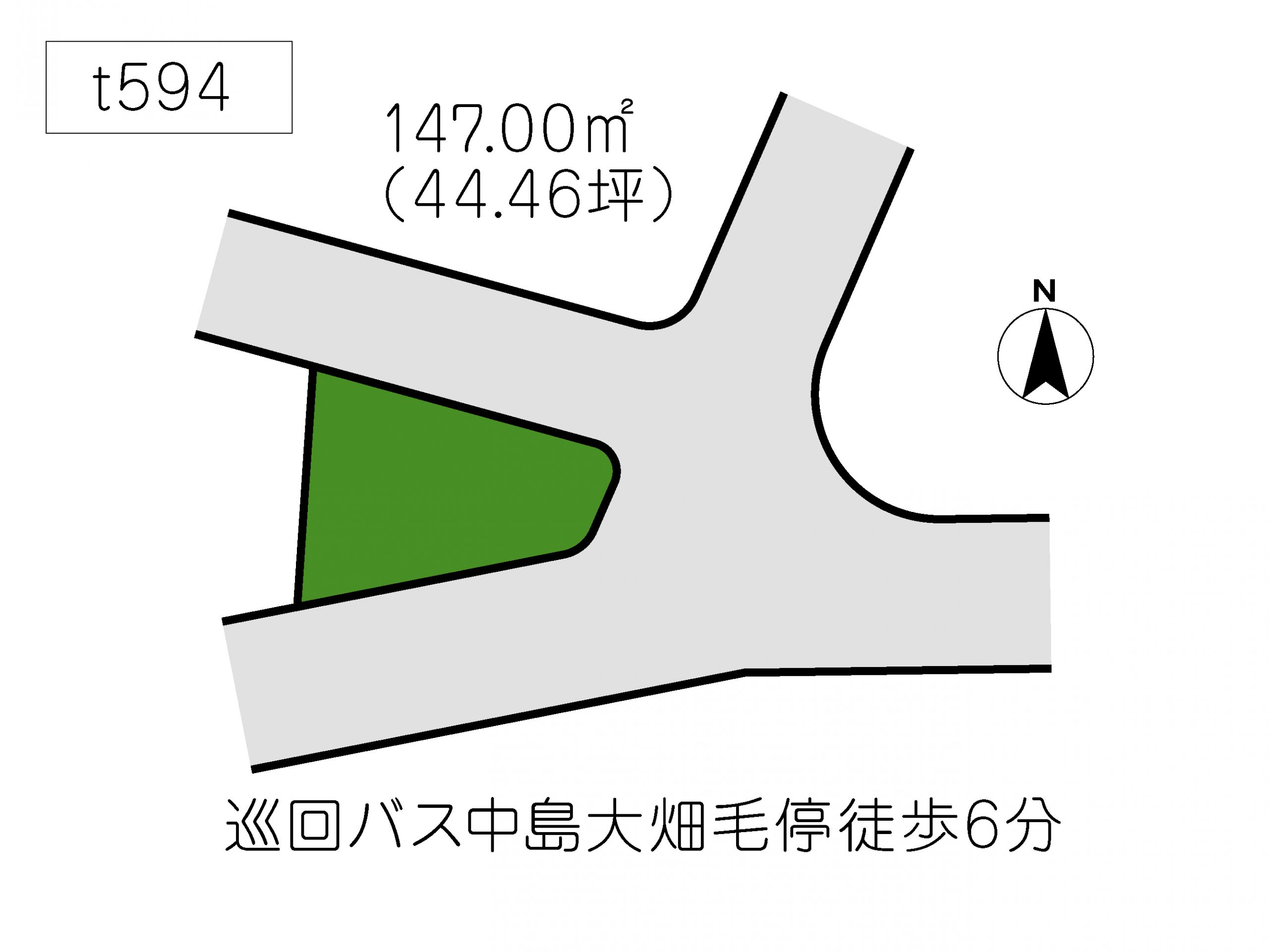 T594岩出市中島