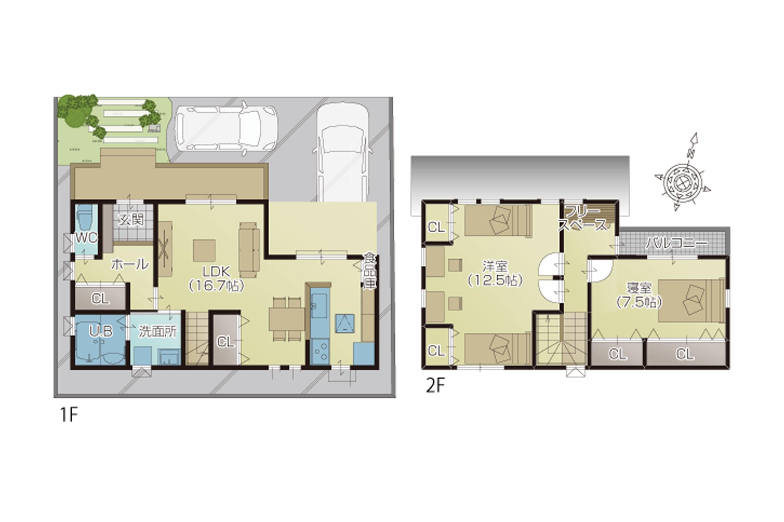 湊モデルハウス『カルフォルニアスタイルの家』