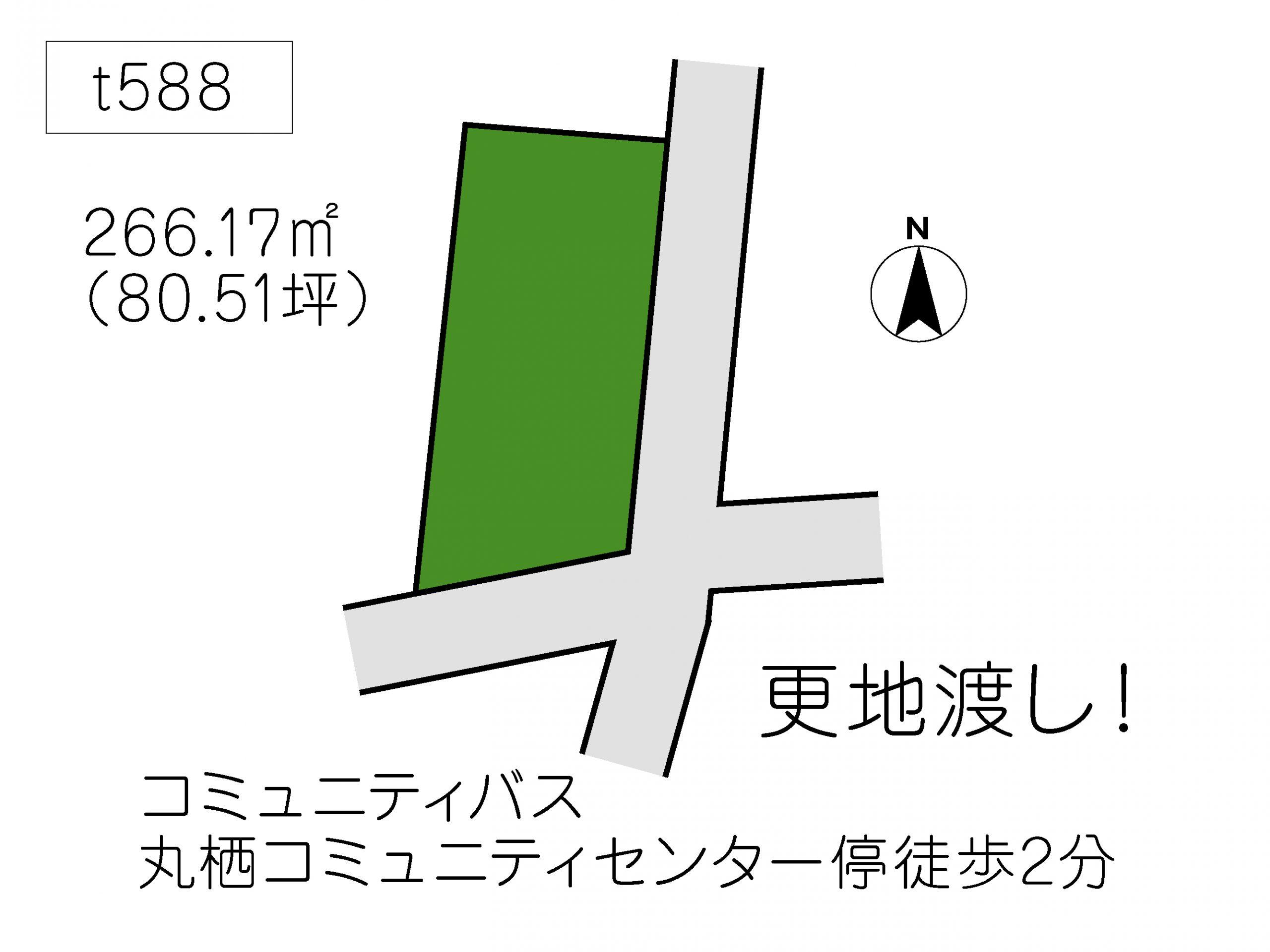T588 貴志川町北山