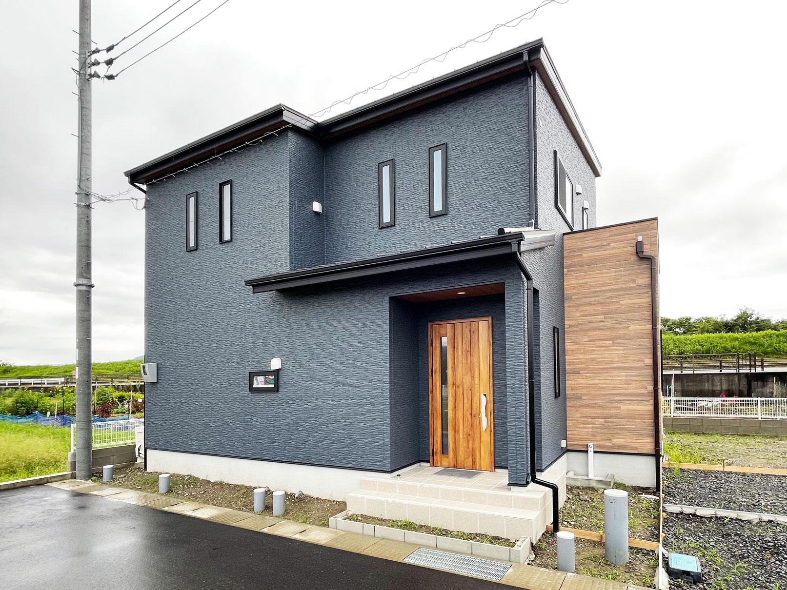 さぎ野瀬公園前モデルハウス『LVL工法で地震に強い家』